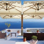 Alcuni consigli sull'arredo: ombrelloni per ristoranti protagonisti della scena