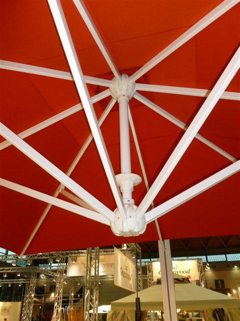 Sun rimini 2013 ombrelloni gazebi e soluzioni per l for T green srl