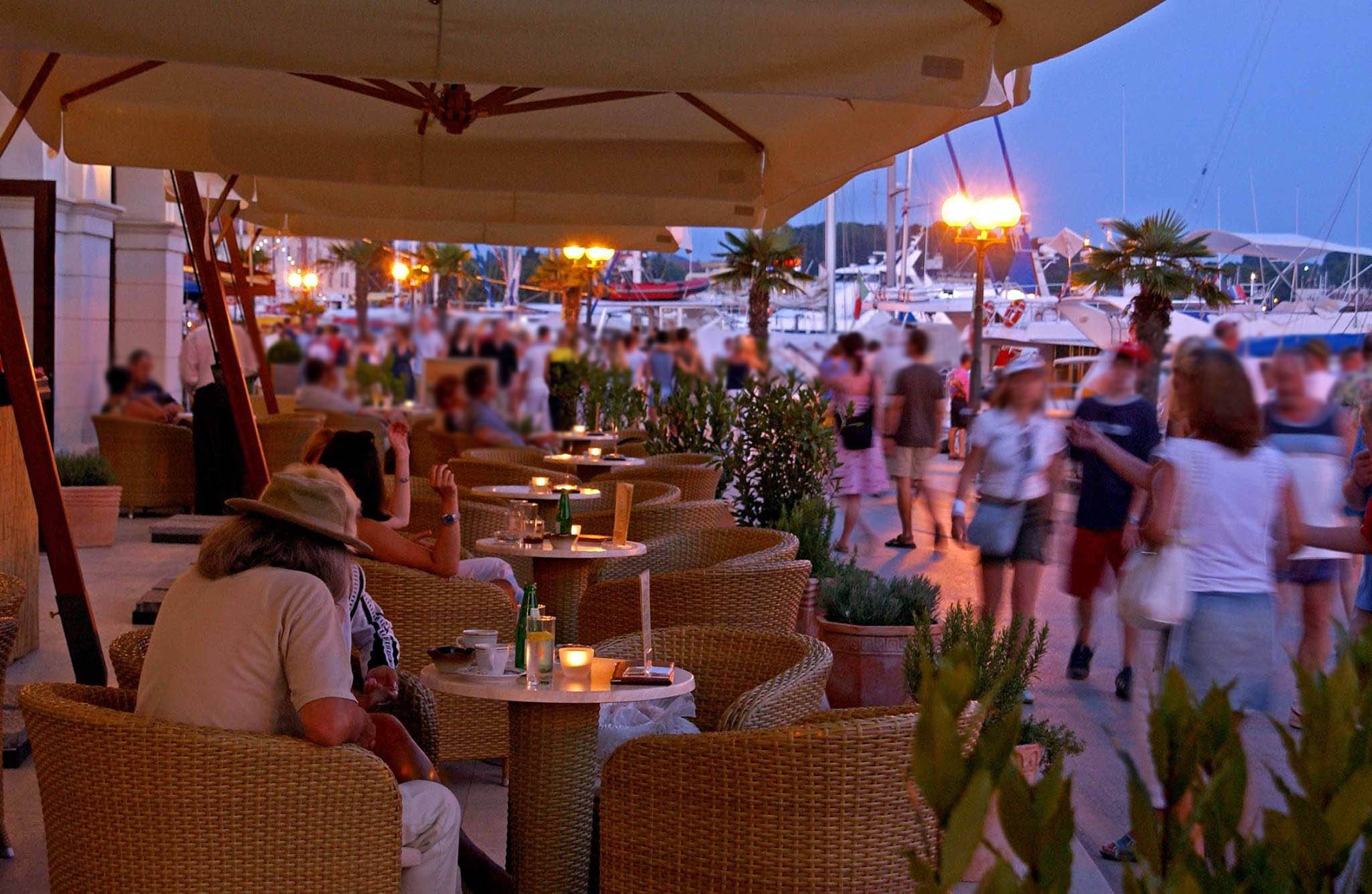 Valamar hotels resorts ombrelloni gazebi e soluzioni for T green srl