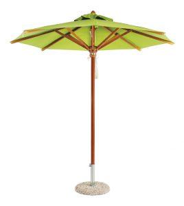 Le tendenze nei colori 2017 per gli ombrelloni
