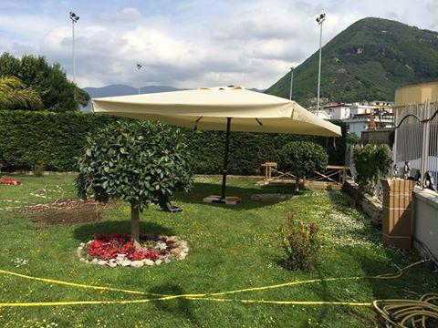 Hotel europa di castellammare di stabia ombrelloni for T green srl