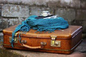 Ombrellone come bagaglio a mano