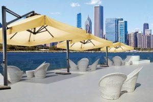 Storia dell'ombrellone: comfort all'aria aperta